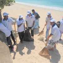Beach Cleaning Programme